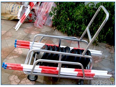 安全围网围栏运载专用车